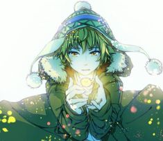 Yukine and his little friend