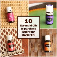 I'm always willing to try new essential oils. With all the amazing options available, it's hard to know where to start in experimenting with new (to you) o