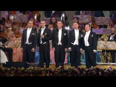 ▶ Andre Rieu & Berlin Comedian Harmonists - Hallo, was machst Du heut', Daisy (Live in Maastricht) - YouTube