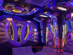 Phong cách thiết kế phòng karaoke đẳng cấp, sang trọng