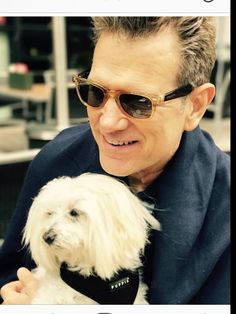 Chris and his puppy❤️