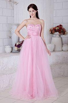 Cheap evening dress, Buy Quality dress evening dresses directly from China evening dresses dresses Suppliers: Bealegantom Princess Pink Crystal A-Line Evening Dresses 2017 With Beading Sequined Formal Party Prom Gown Vestido De Festa Prom Dresses Under 100, Elegant Prom Dresses, Prom Dresses For Sale, Cheap Evening Dresses, Pageant Dresses, Strapless Dress Formal, Dresses Dresses, Bride Dresses, Military Ball Dresses