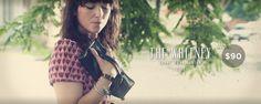 Maryn has a Whitney clutch. So should you. www.evenodd.us
