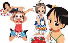 ichigo mashimaro backround - Full HD Backgrounds, 3112x2000 (899 kB)