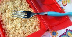Me encanta la manera tan cómoda y sobre todo sencilla de hacer arroz blanco en el estuche para cocinar al vapor Lékué. Podéis utilizar... Food N, Food And Drink, Steam Cooker, Vegetarian Recipes, Healthy Recipes, Tupperware, Sin Gluten, Bon Appetit, Vegetarian