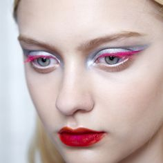 makeup de passarela - Pesquisa Google