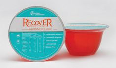 Product shots, Recover, Watermelon flavour. For Flavour Creations