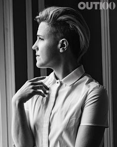 Out100: Hannah Hart An amazing LGBTQIA  leader and icon