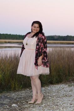 #valentinesday outfit with @Deb Shops! #plussizefashion #plussize #ootd
