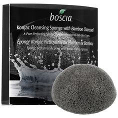 This soft, facial sponge is my new go-to beauty tool when I need a pick-me-up. I love how the bamboo charcoal infusion helps remove the residue that lingers after washing off makeup but doesn't strip all the moisture off. -Susana L., Analyst #Sephora #TodaysObsession