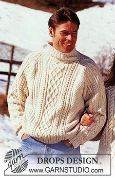Timeless Raglan Sweater in Karisma Superwash (size S-L)~ DROPS Design