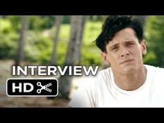 Unbroken Interview - Jack O'Connell (2014) - Drama Movie HD - YouTube
