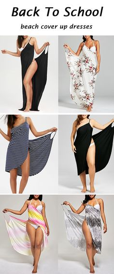 fashion trends:beach cover up dresses