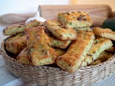 Mega dobré cuketové tyčinky - Fitshaker Food And Drink, Chicken, Meat, Baking, Bakken, Backen, Sweets, Cubs, Pastries
