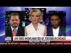 'Thugs Who Are Torturing a Man!': Megyn Kelly Reacts to Chicago Facebook Live Torture Video - YouTube