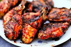 Cajun Delights: Cajun BBQ Chicken with Bourbon Barbeque Sauce