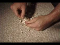 How To Make A Baseball Seam Bracelet or Necklace from the laces of a baseball.  Step by step instructions on how to make your own baseball seam bracelet or necklace from the laces of a baseball.    Music By: kmacleod at http://www.incompetech.com    **Disclaimer** - You Go Pro, LLC, YouGoProBaseball.com, UGoProBaseball.com, TheBaseballBoards.com...