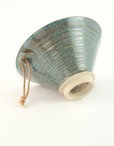 entonnoir confiture poterie artisanale made in france objets d co de nos cr ateurs. Black Bedroom Furniture Sets. Home Design Ideas