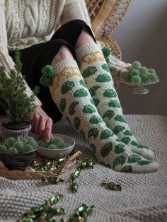 Nordic Yarns and Design since 1928 Crochet Stitches, Knit Crochet, Knitting Socks, Winter Fashion, Cross Stitch, Diy Crafts, Wool, Creative, Teet
