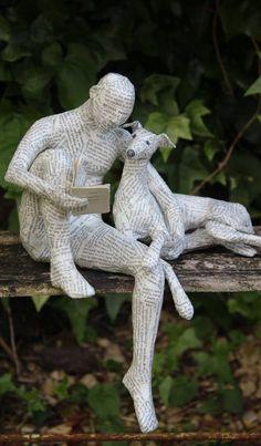 Бумажные скульптуры Lorraine Corrigan. Обсуждение на LiveInternet - Российский Сервис Онлайн-Дневников