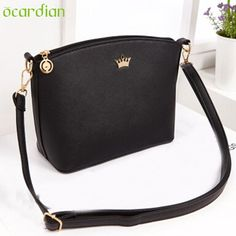 0908358f6a2e0 casual small imperial crown candy color handbags new fashion clutches  ladies party purse women crossbody shoulder messenger bags-in Crossbody Bags  from ...