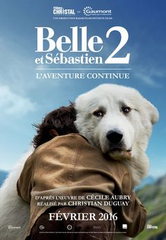 Belle et Sébastien, l Belle And Sebastian, Aubry, Cecile, Great Pyrenees, 12 Year Old, Series Movies, Livestock, Les Oeuvres, Best Dogs