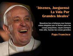 Citas del Papa Francisco