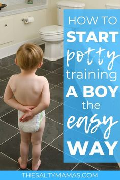 Ready to start potty training a boy? Don't start without checking out these hacks that are for boys only! training How to Potty Train a Boy (Without Driving Yourself Crazy) Parenting Toddlers, Parenting Advice, Parenting Books, Toddler Learning, Toddler Activities, Toddler Chores, Toddler Schedule, Family Activities, Toddler Boys