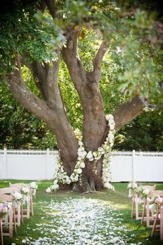 August 8, 2016 by Natalie Summer time is the perfect time for an outdoor wedding. The ceremony could take place on the beach, or in some garden. Today, we have chosen several Garden Wedding Party ...