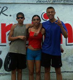 Pablo, Suelen e Davy Jonathan - Nilópolis 2004