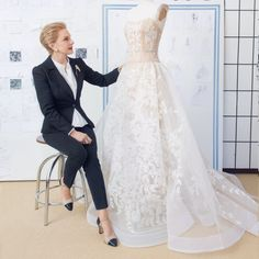 Carolina Herrera's 5 Tips for Looking Your Best on the Big Day