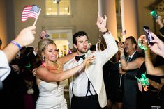 Grand Exit | Biltmore Ballrooms Wedding | Atlanta Wedding | Ballroom Wedding | Garter and Whiskey Ballroom Wedding, Ballrooms, Wedding Garter, Atlanta Wedding, Bridal Showers, Special Events, Whiskey, Reception, Beautiful