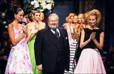 Gianfranco Ferre for Dior Haute Couture S/S 1996
