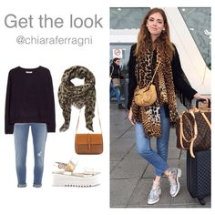Consigue el look por mucho menos @chiaraferragni Get the look for less #chiaraferragni #theblondesalad #blogger #fashionblogger #getthelook #inspiration #ootd #outfit
