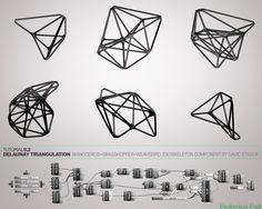 Grasshopper Tutorial: Delaunay Triangulation - Grasshopper