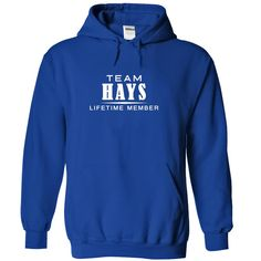 (Deal of the Day) Team HAYS, Lifetime member - Buy Now...