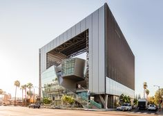 Emerson College Los Angeles Center | Morphosis | Pavel Bendov