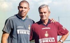 Ronaldo et Gigi Simoni
