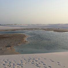 Lagoa Bonita - Lençóis Maranhenses - Barreirinhas - MA