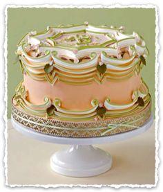 Toba Garrett via cake central magazine