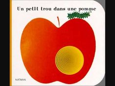 Un petit trou dans une pomme Education And Literacy, French Education, French Teaching Resources, Teaching French, French Songs, Core French, French Classroom, Writing Strategies, French Teacher