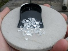 Over 25 Carats of Loose White Topaz  Gemstones by pinnaclediamonds