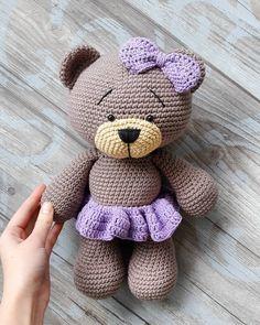 PDF Мишка Тёма. Бесплатный мастер-класс, схема и описание для вязания игрушки амигуруми крючком. FREE amigurumi pattern. #амигуруми #amigurumi #схема #описание #мк #pattern #вязание #crochet #knitting #toy #handmade #рукоделие #мишка #медвежонок #медведь #bear #teddy