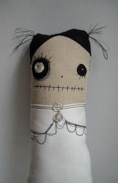 Monster Magda by JunkerJane on Etsy