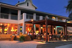 Restaurant Zest @ Jan Thiel, Curacao