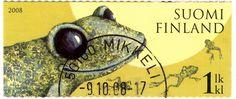 Stamp, Finland