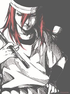 Tayuya [she was one of four of sound - Orochimaru's the best group]