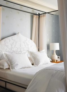 New Fresh Bedding-Under $200 Bedroom Updates From Design Experts : Rooms : Home & Garden Television