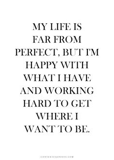 I'm Happy on Pinterest | Job Promotion Quotes, Im Happy Quotes and ...