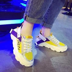 Women's Casual Shoes Fashion Shoes For Women Brand Outdoor Breathable Woman Trend Shoes Loafers New Zapatillas Mujer 2019 Sneakers For Women | Touchy Style Winter Work Shoes, Casual Work Shoes, Comfortable Work Shoes, Women's Casual, Loafer Sneakers, New Sneakers, Girls Sneakers, Loafers, Womens Fashion Sneakers